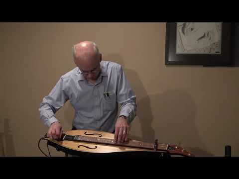 """Great cover of The Ramones' """"I Wanna Be Sedated"""" played on the dulcimer"""