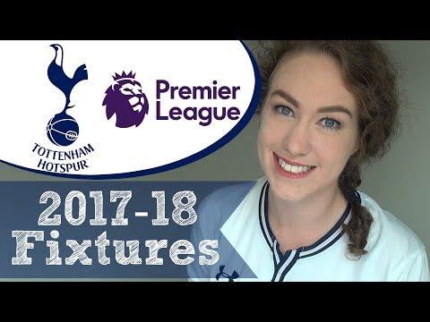 TOTTENHAM HOTSPUR Fixtures | Premier League 2017-18