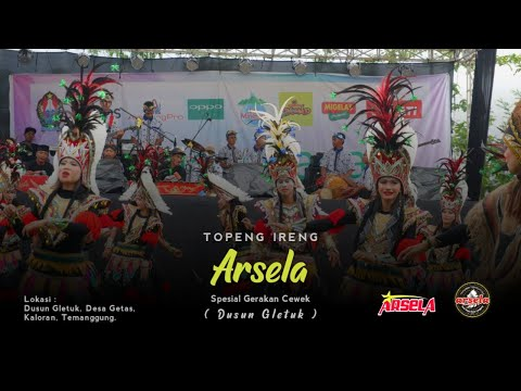 Arsela cewek full dangdut ( topeng ireng ) youtube.
