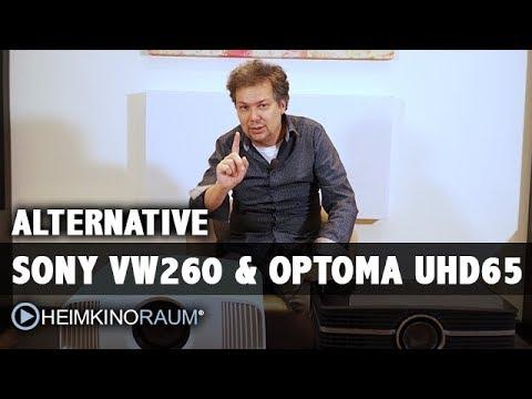 SONY & OPTOMA - Besser als Epson 9300 / 9400?