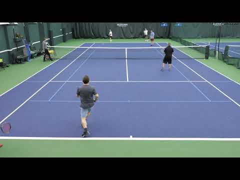 Cardio Tennis Games: Crazy Doubles