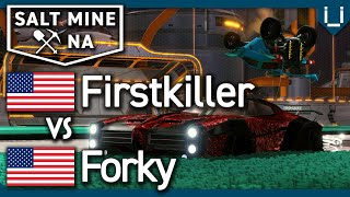 Salt Mine NA Ep.9 | Firstkiller Vs Forky | 1v1 Rocket League Tournament