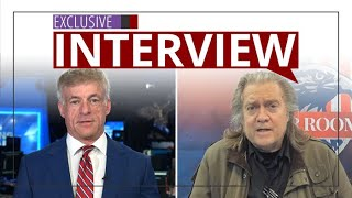 Catholic — Exclusive Interview: Steve Bannon
