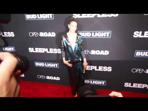 , Sleepless' LA Premiere Pictures & New Movie Clip!