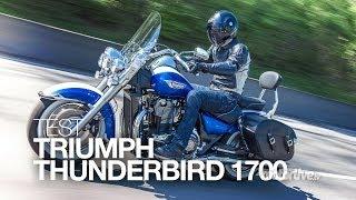 TEST | TRIUMPH THUNDERBIRD 1700