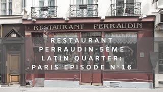Latin Quarter Restaurant-Paris