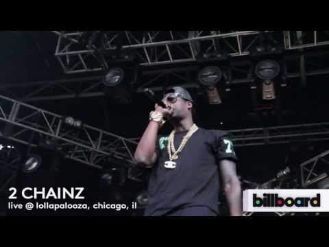 2 Chainz LIVE at Lollapalooza 2013