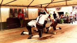 Must see folk dance Austria Volkstanz Österreich Holzhacker Tanz,baile folklórico de Austria