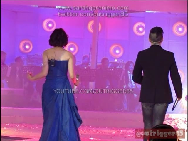 Sarah Geronimo & Bamboo - Its All Coming Back / I Would Do Anything For Love (17May14)