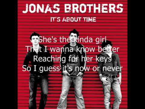 Jonas Brothers - 6 Minutes Lyrics | MetroLyrics