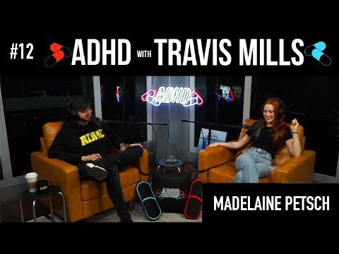 Valentines Day Special with Madelaine Petsch | ADHD w/Travis Mills #12