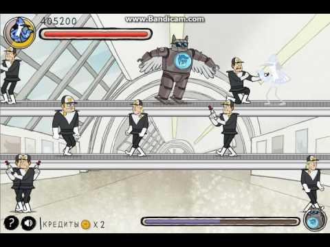 Обычный мультик игра удар ярости часть 3 ФИНАЛ