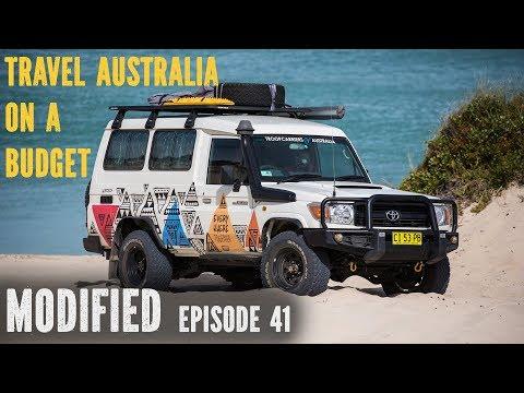 Toyota Landcruiser Troop Carrier, Modified Episode 41