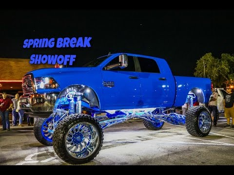 Spring Break Showoff Lifted Trucks and Jeeps in HD ...