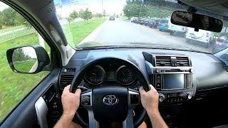 toyota Land Cruiser Prado 2018 2.7 (163 л.с.) 4WD MT Классик - видеообзор