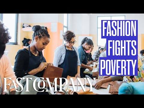 This Fashion Brand Believes It Can End Poverty—Here's How | Fast Company