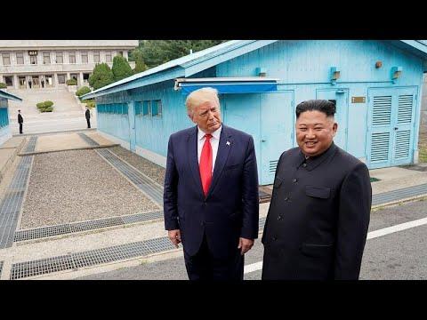 ترامب: كيم كان -واضحا معي- وأمريكا على علاقة طيبة بكوريا الشمالية…  - نشر قبل 4 ساعة