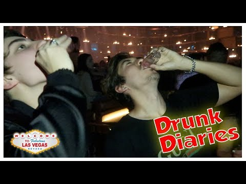 THE DRUNK DIARY IN LAS VEGAS
