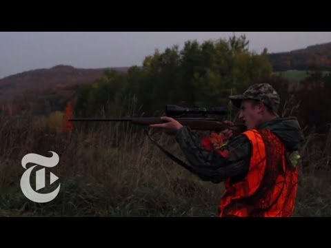 Shoot One, Please: A Teenager's First Deer Hunting Trip | Op-Docs | The New York Times