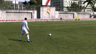 Гол Ronaldo штрафной FIFA 12 (Супер удар)(, 2012-05-07T14:07:55.000Z)