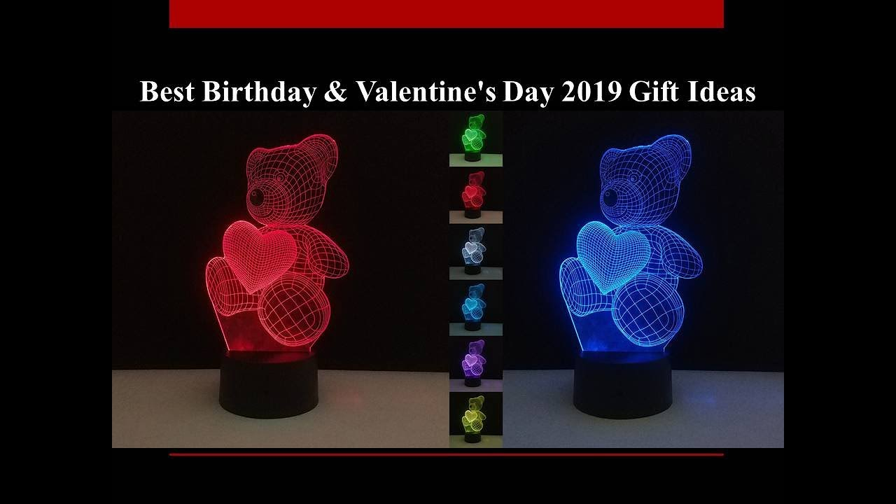 Best Birthday Valentine S Day 2019 Gift Ideas For Girlfriend And
