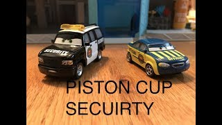 Cars Singles-#1-Piston Cup Security Adventures-The Elevator