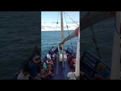 Amazing journey on Indian Ocean || Ship || To Bongoyo Island