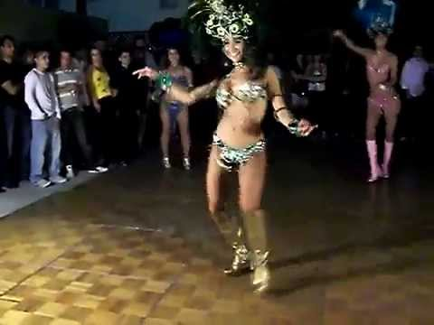 Samba show 2 @ the Salsa Box