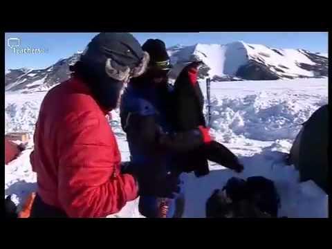 Teachers TV: Sub-Zero Teachers - Surviving in Antarctica