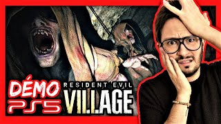 Resident Evil 8 Village PS5 🔥 Let's Play en mode MÉGA FLIPPE 😅