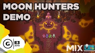 Moon Hunters Gameplay Demo - The MIX at E3 2015