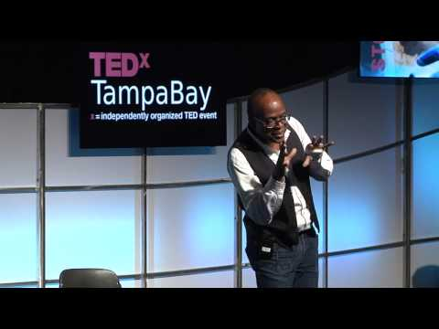 In The Beginning: Bob Devin Jones at TEDxTampaBay (The Future of Stories)