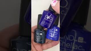 New Shellac from the wild Earth Collection from CND