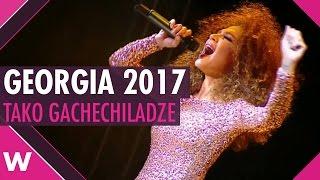 Tako Gachechiladze wins Georgia