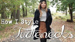 How to Style: Turtlenecks! | Slips & Stones