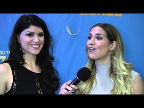 SYTYCD Season 12 Top 16 LIVE - Allison Holker Interview