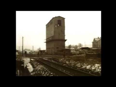Brand und Sprengung Basaltwerk Nordheim/Rhön 1976