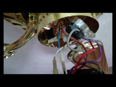 Repair Ceiling Fan Broken Pull Chain