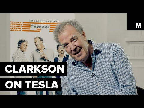 What Jeremy Clarkson thinks about Tesla
