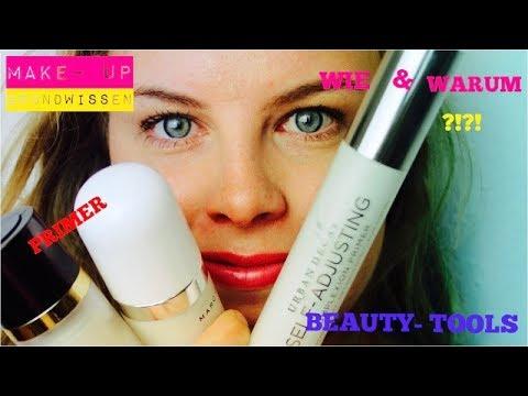 Beauty Tools und Primer- Teil 1(Grund-) Make- up Wissen