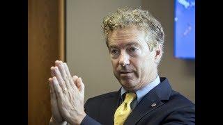 Rand Paul: I'll Filibuster Trump's Warmónger Tortürer Cabinet Picks