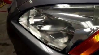 How To Restore Headlights With Baking Soda Toothpaste