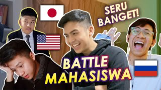 BATTLE MAHASISWA RANTAU 2: JEROME VS LEO VS TURAH!