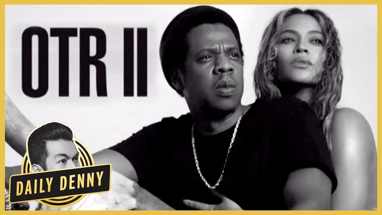 Twitter Reacts To Beyonce & JAY-Z 'On The Run II' Tour Announcement | Daily Denny #1
