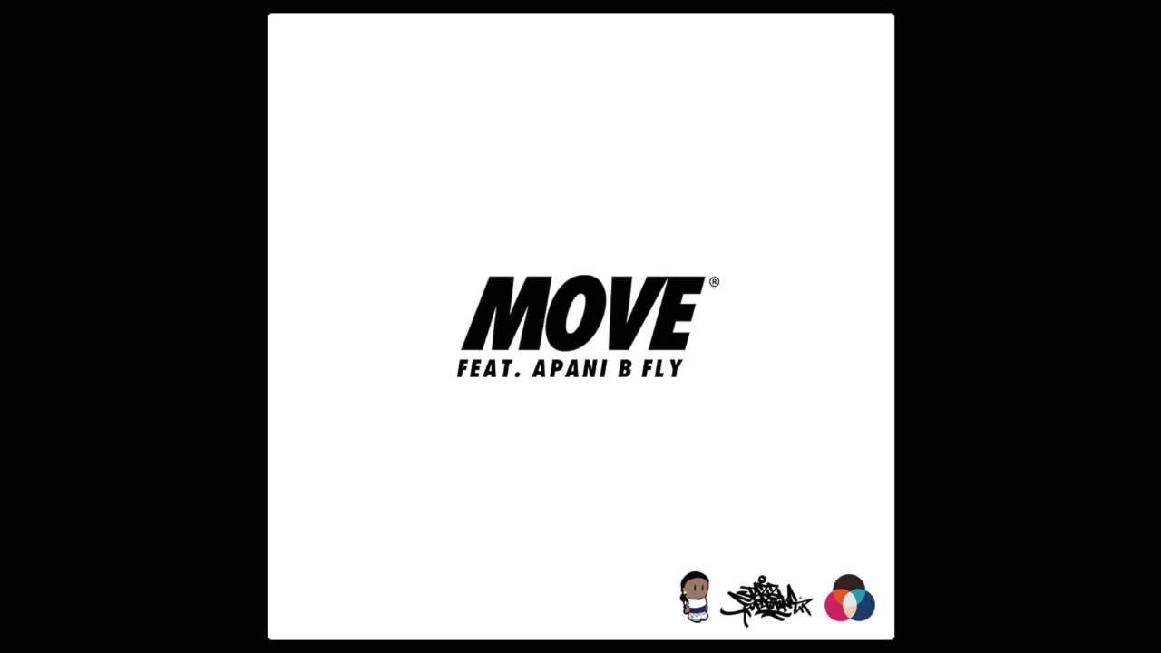 Jazz Spastiks - Move feat. Apani B Fly