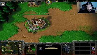 WARCRAFT III: REIGN OF CHAOS | UN TIO CON 10.000 PARTIDAS JUGADAS - Gameplay Español