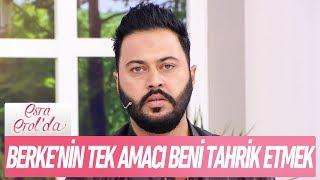 """Caner Bey:""""Berke Beni Hiç Sevmedi.""""- Esra Erol'da 23 Ekim 2017"""