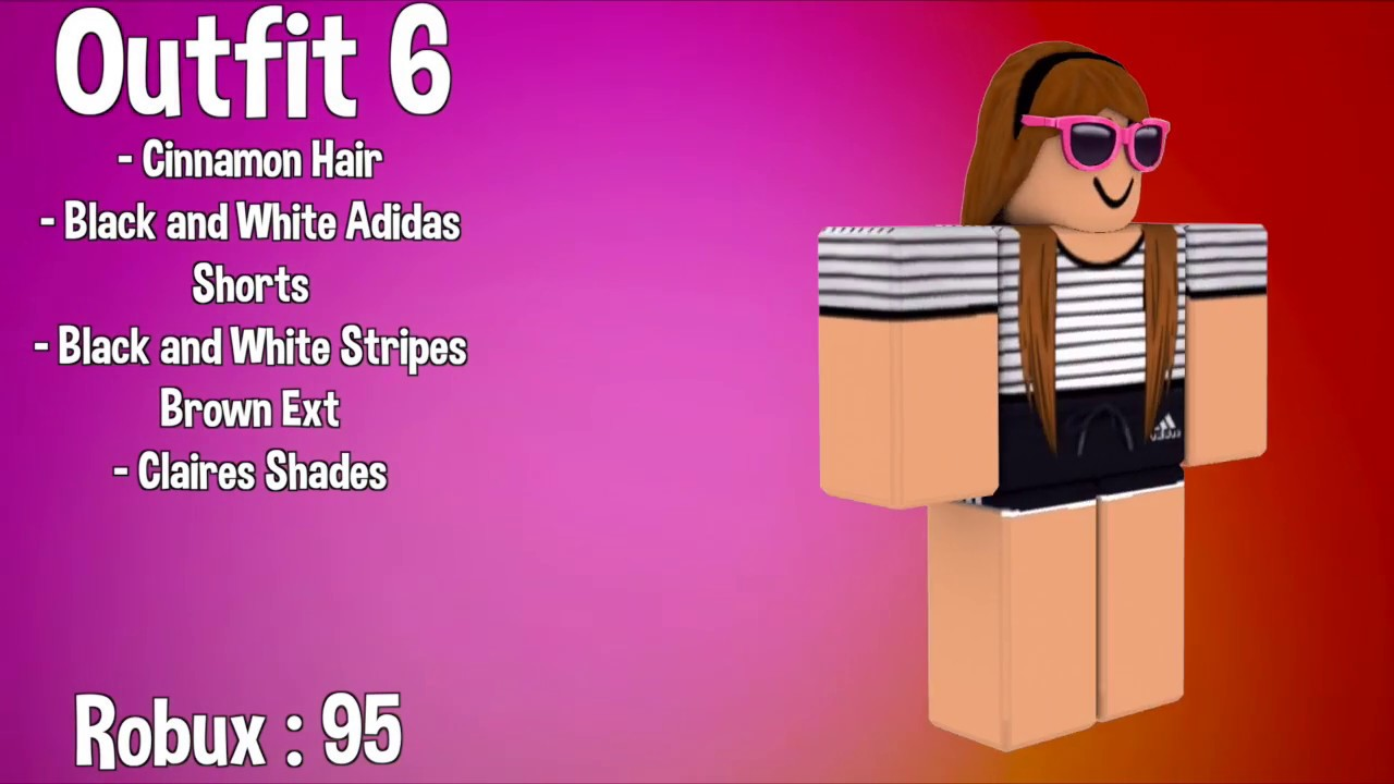 c8f3962b04 10 AWESOME FEMALE ROBLOX OUTFITS!!! - YouTube