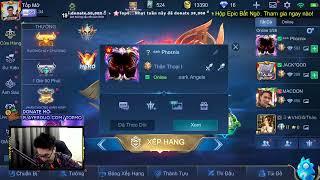 Mobile Legends Bang Bang - LIVESTREAM 290: Next ếch ếch ếchhhhhhh