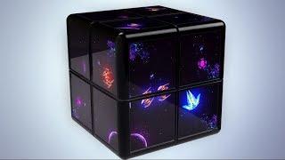Как работает новая электронная головоломка, основанная на принципе кубика Рубика